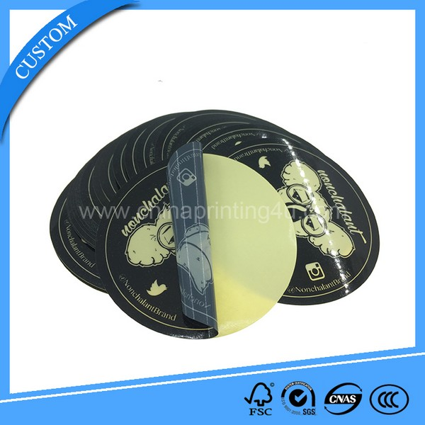 PVC Sticker With Custom Artwork