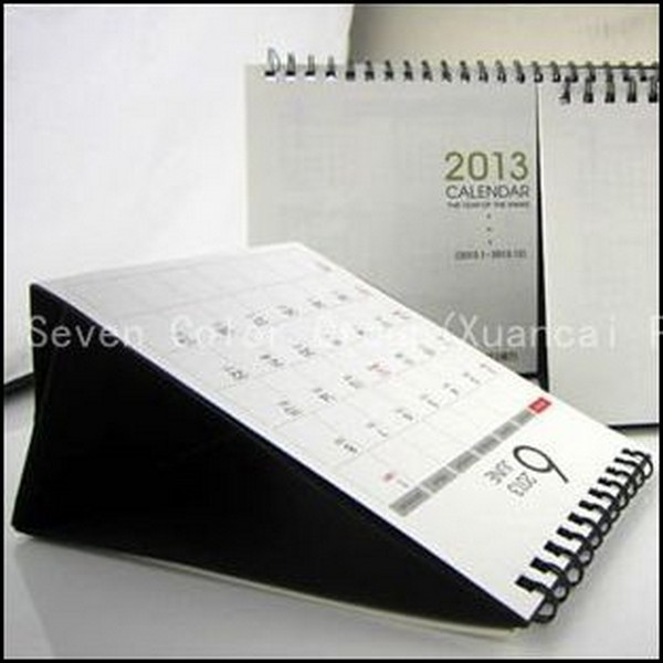 2013 Monthly Desktop calendary