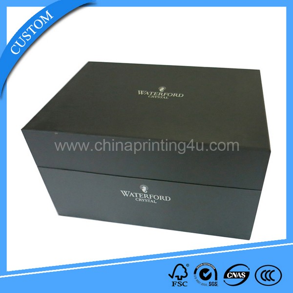 Delicate Handle Hard Paper Box For Small Appliance