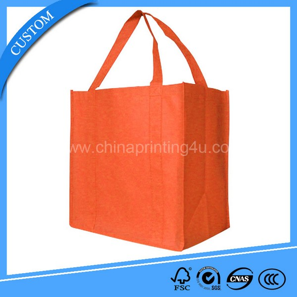 Ecological Promotional Non Woven Bag