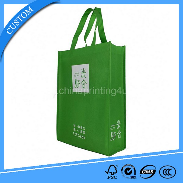 Non Woven Shopping Bag Custom Logo