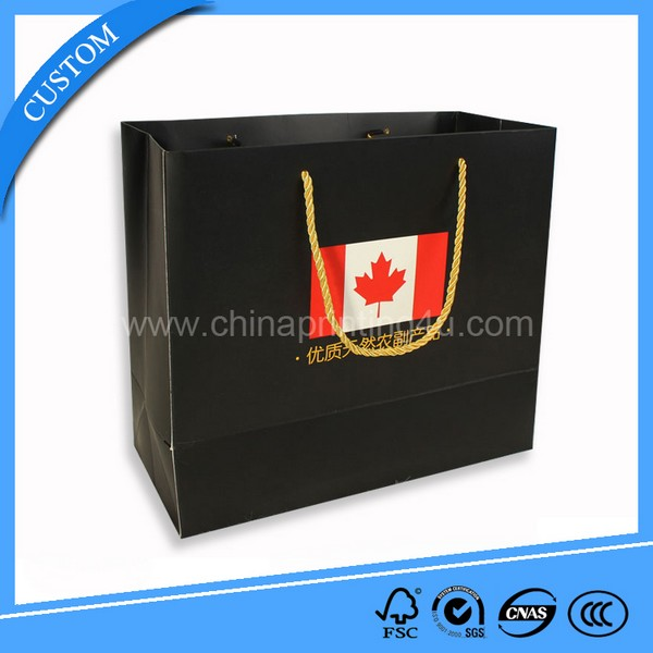 Packing Garment Clothes Paper Bag