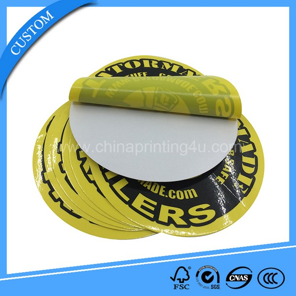 High Quality Waterproof Car Sticker Manufacter