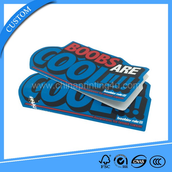 Silk-Screen Printing Pvc Sticker