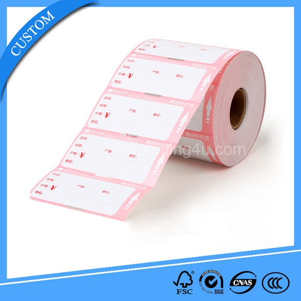 Custom PVC Sticker Manufacturer