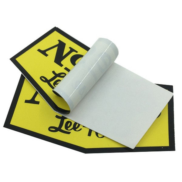 CMYK Printing Waterproof And Durable Car Sticker