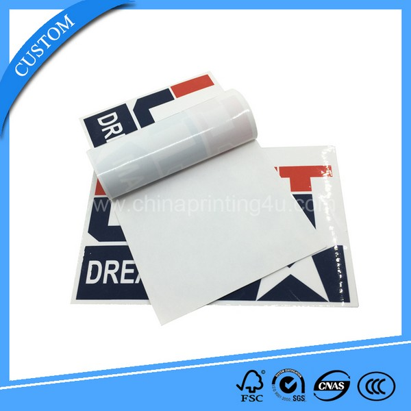 PVC Sticker China Manufacturer