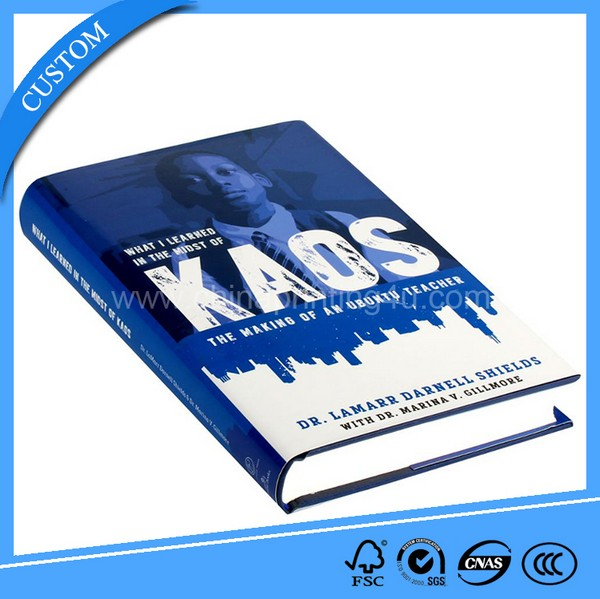 Professional Hardcover Book Printing