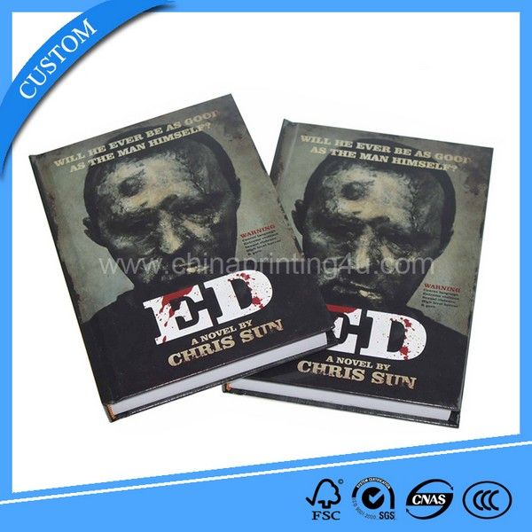 Customized Book Printing (Text Book, Catalogue And Magazine)
