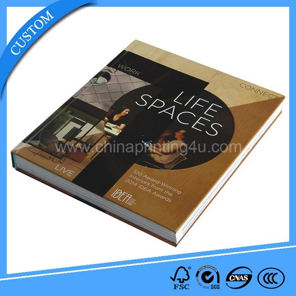 Global Experienced Book Printer Hardcover Book Printing