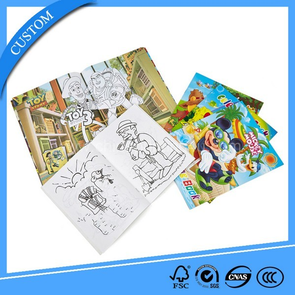 Children Book, Books Printing