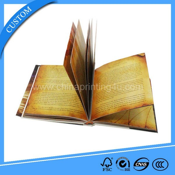 Professional Children Book Printing Service