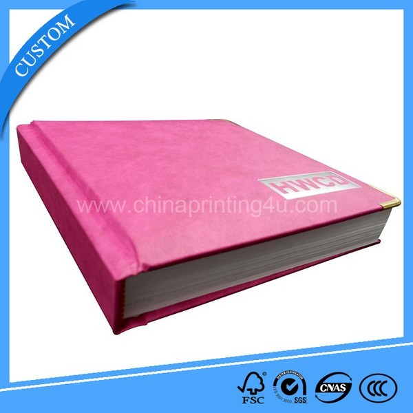 Professional Hardcover Softcover Book Printing