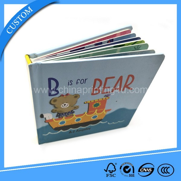 Hardcover Book Softcover Book Printing From China