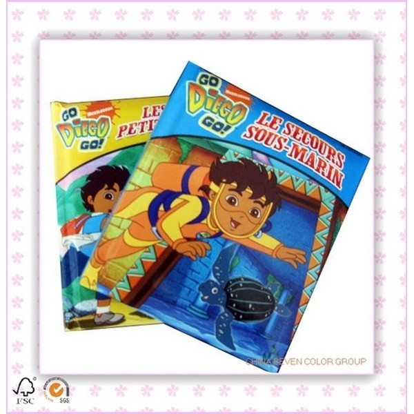 Child Book Printing For Learning