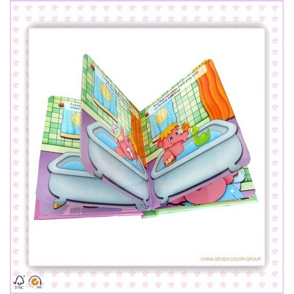 Children Book Printing In Shenzhen