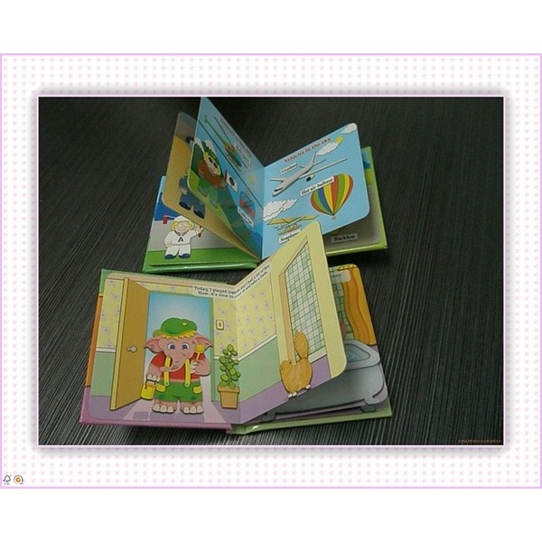Coloring Children Book Printing In Dongguan