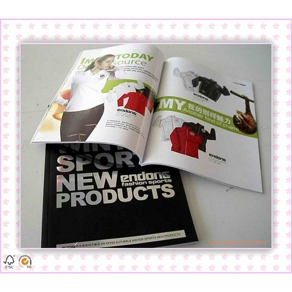 Top Magazine Printing Service In Guangzhou
