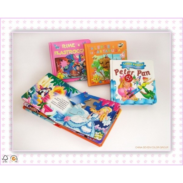 Colorful Children Book Printing Service