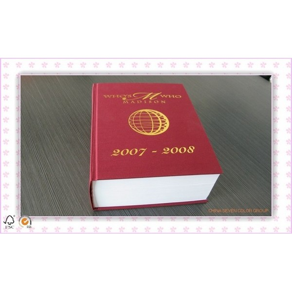 Hardcover Book Printing With Competitive Price In China