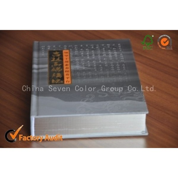 Hardcover Books Printing With High Quality