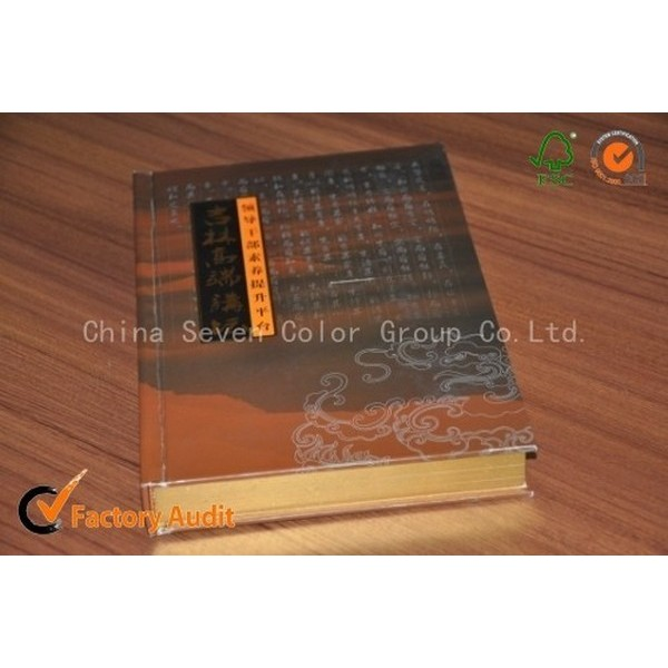 Thick Book/English Book Printing