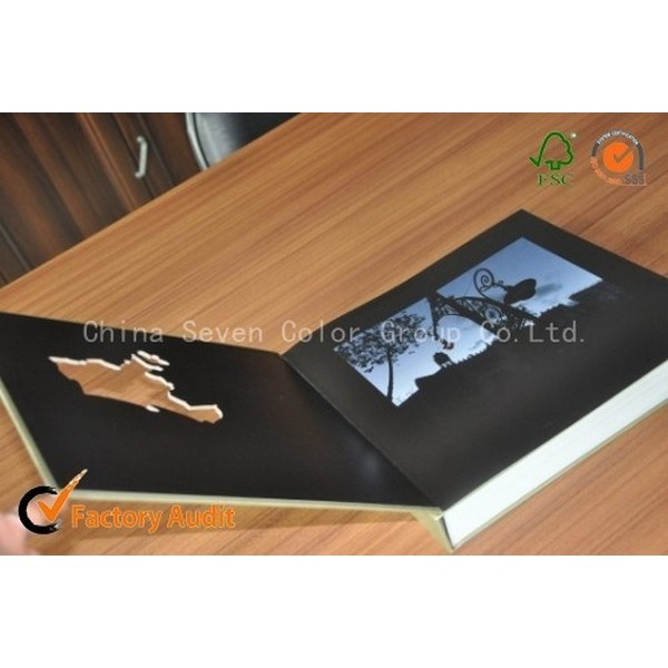 Hardcover Book With Slipcase Printing Service