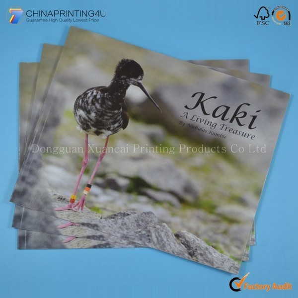 High Quality Custom Full Color Photo Book Printing