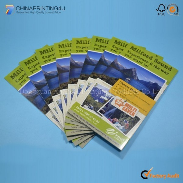 Professional Printing House In China Cheap Brochure Printing