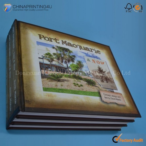 China Book Printing Supplier High Quality Hardcover Book Printing