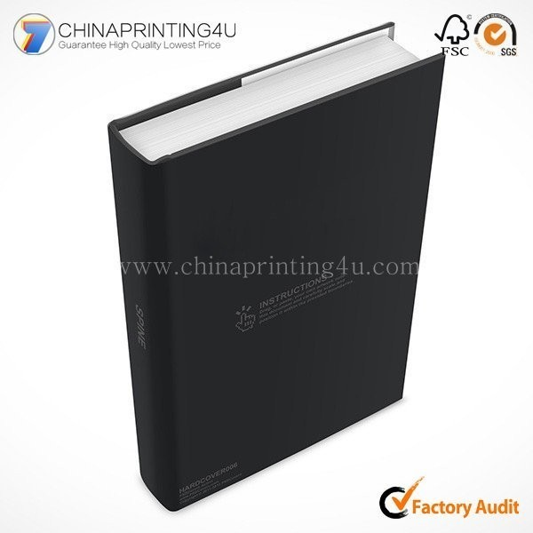2018 Hight Quality Fashionable Hardcover Book Printing