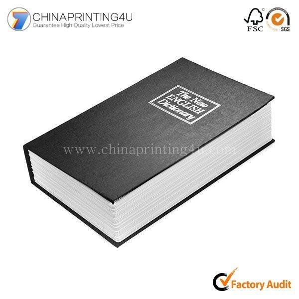 2018 Custom High Quality Thick Hardcover Book Printing