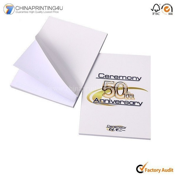 Factory Manufacture Printing Notepad Printing With Cheap Price