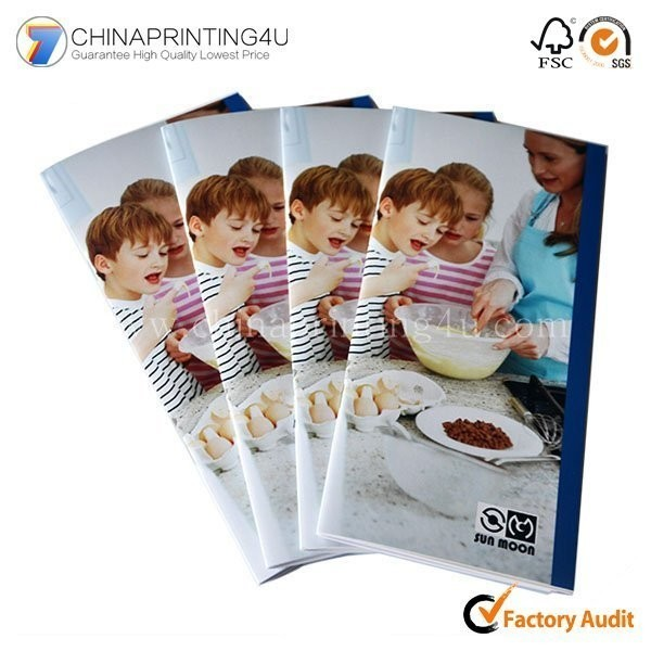 Bulk Promotional Company Product Advertising Brochures Printing