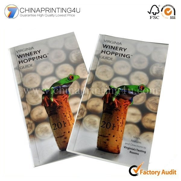 China Best Price Brochure Printing Professional Printing Company
