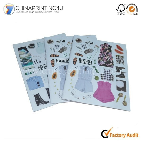 High Quality Full Color Brochure Printing In China