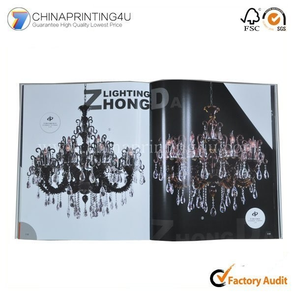 China Company Printing Best Quality Booklet Cheap Price