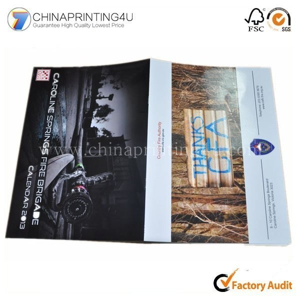 High Quality Booklet Printing In China Printing Company