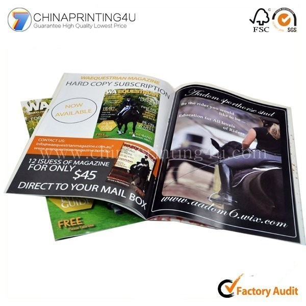 High Quality Brochure Printing Services From Direct Factory