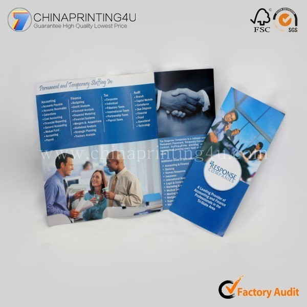 Good Quality Promotional Cheap Custom Colorful Flyers