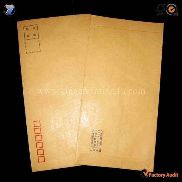 Large Quantity Custom Printed Envelop In China