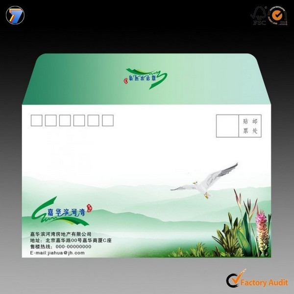 Professional Envelop Printer Color Commercial Envelop