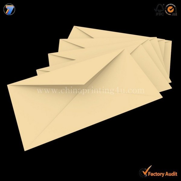 Cheap Factory Price Customized Good Quality Envelop Printing
