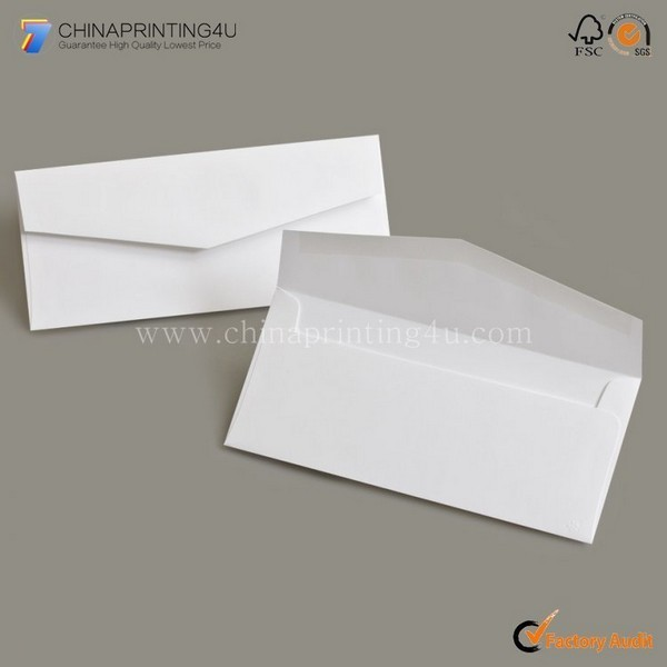 China Custom Free Sample Envelop Printing Low Cost