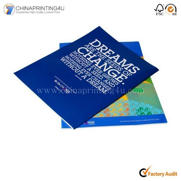 Cheap Custom High Quality Manual Printing In China
