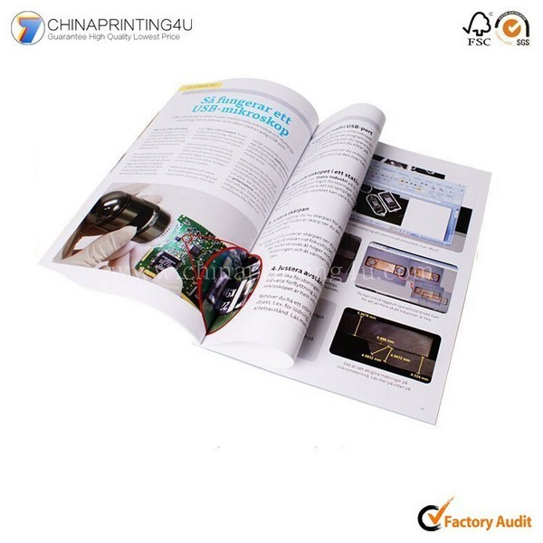 CMYK Printing A4 Manual Printing Factory In China