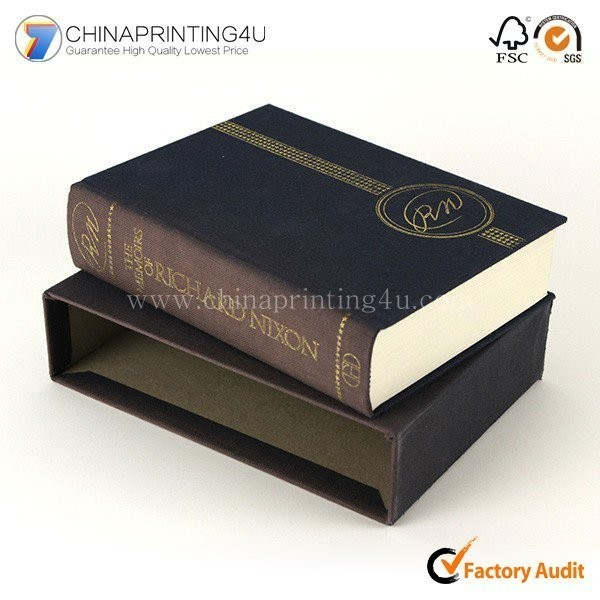 Luxury High Quality Printing Hardcover Book Printing