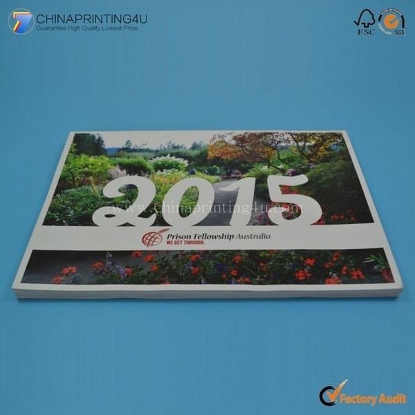 Professional Printing Calendar With Reasonable Price In China