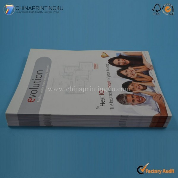 High Quality Cheap Factory Price Custom Magazine Printing