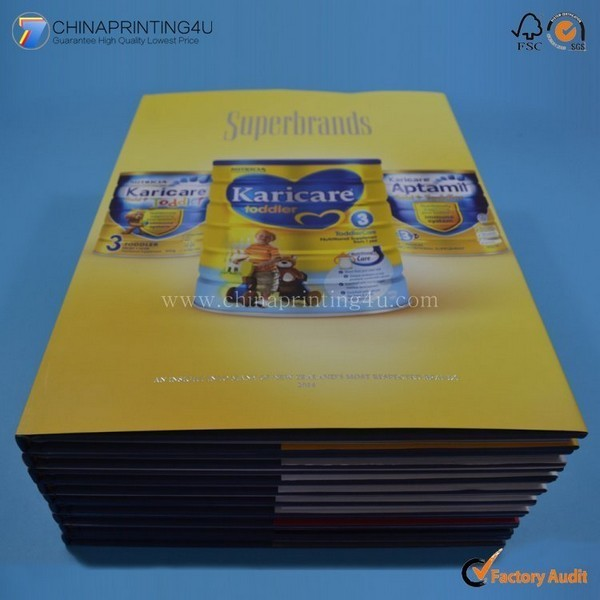Low Price Beautiful Hardcover Book Printing With Good Quality